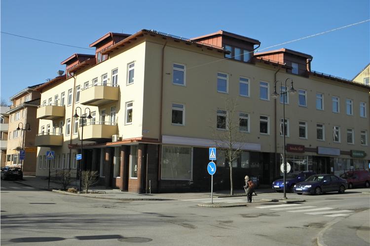 Lägenhet på Centralgatan 1A i Alvesta